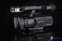 首款全幅摄像机 索尼VG900E真机外观图赏