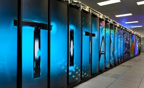 5倍能效、10倍速度:新Titan超级计算机