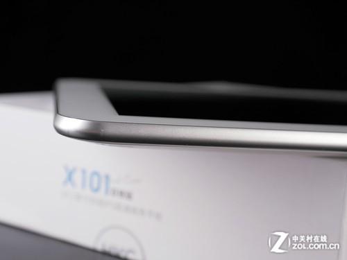 纯白优雅10.1吋IPS HKC X101双核版评测