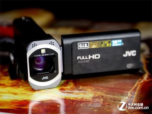 F1.2大光圈便携DV JVC GZ-VX755评测