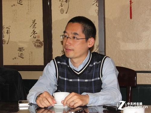 守的云开月明 专访小i机器人董事长袁辉
