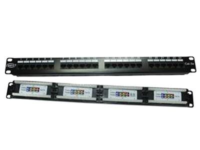 大唐保镖 超五类12孔配线架DT2804-512