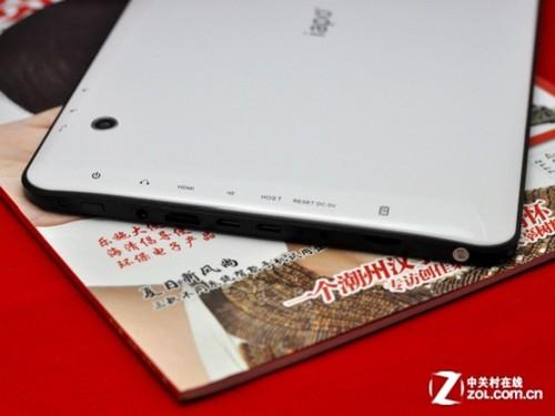 优雅白色外观 iapo V300低价位上市