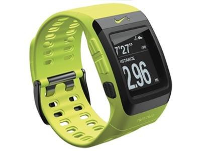 TomTom 耐克NIKE+SportWatch GPS运动腕表Powered by TomTom(黄 含Apple传感器)