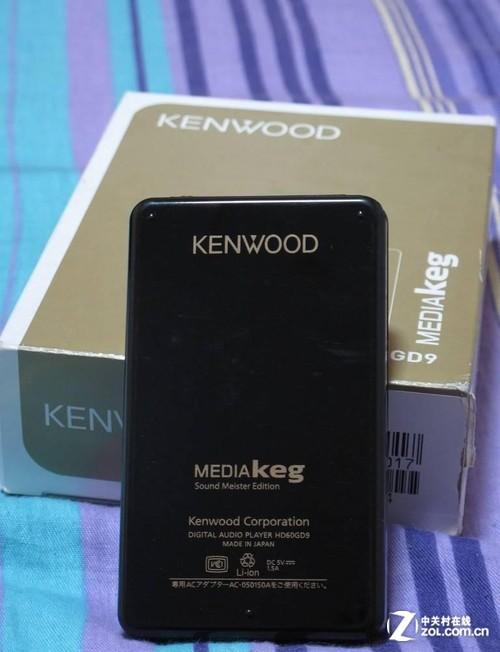 音质秒杀消费级 最贵的纯音MP3播放器