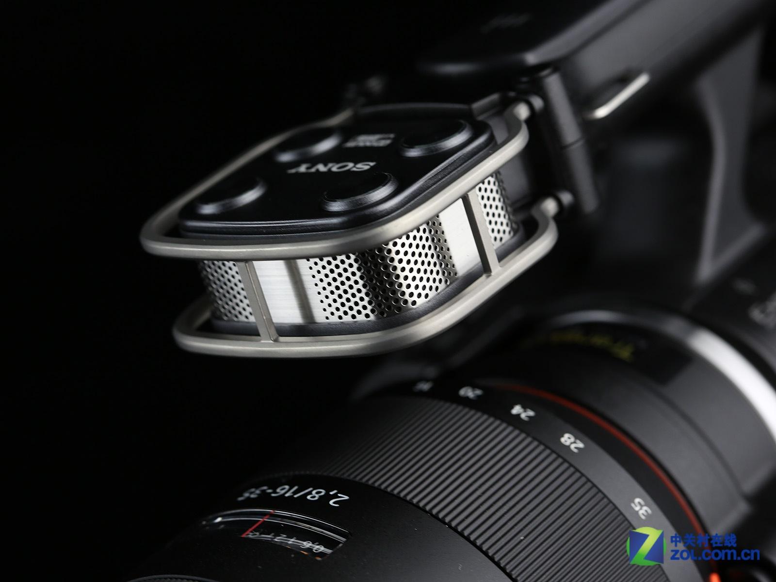 G30EH可换镜头摄像机外观图赏