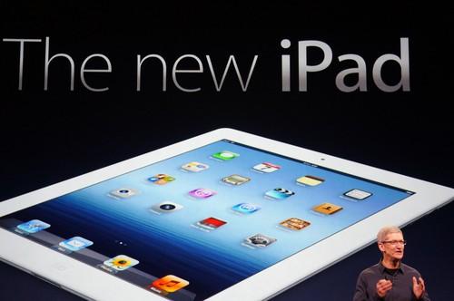 谷歌发2012年十大搜索热词 iPad 3上榜