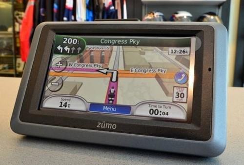 摩托车专用GPS!佳明zumo660震撼上市