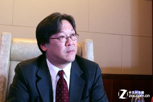 东芝久保毅:2013将会是触控PC爆发年
