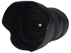 佳能EF 24-105mm f/4L IS USM正面(带遮光罩)