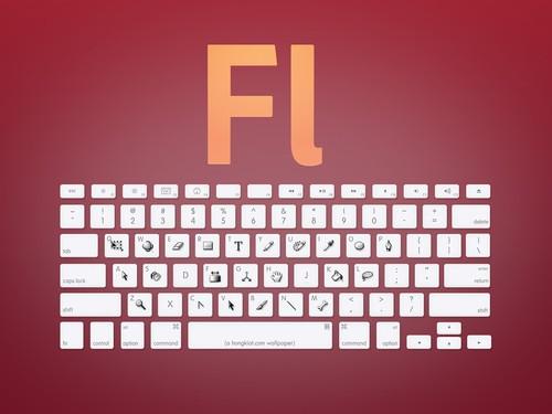 瞬间变身Flash高手 FL键盘快捷键大全