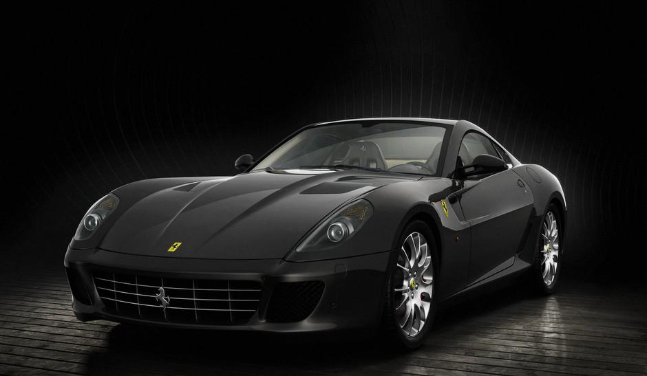 表现速度的光影 高端汽车摄影拍摄解析