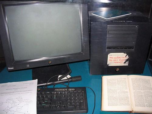 世界第一台Web服务器