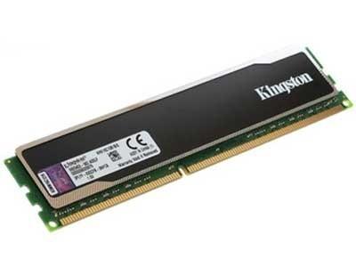 金士顿 骇客神条 8GB DDR3 1600(KHX16C10B1B/8)