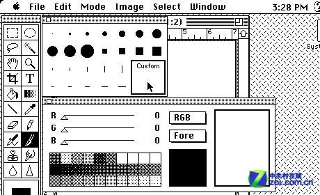 时隔23年 Adobe公布初版Photoshop源码