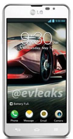 MWC发布 LG Optimus F5/F7效果图曝光