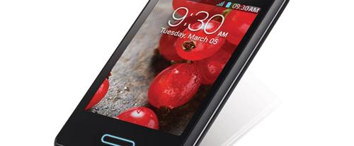 4色炫彩机身 LG Optimus L3 Ⅱ本周上市