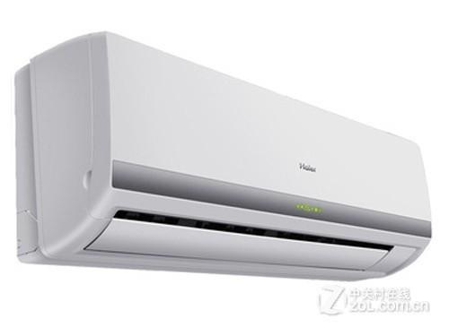 快速制冷制热 海尔空调亚马逊限时抢购