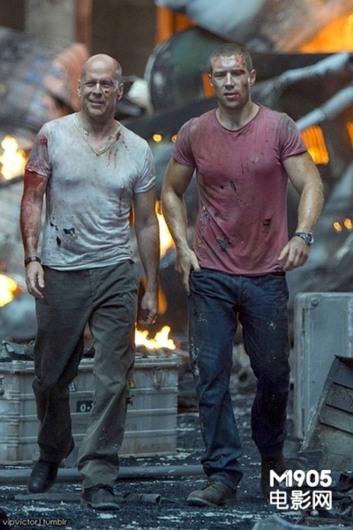 美动作大片《虎胆龙威5》确定引进 有望3月上映