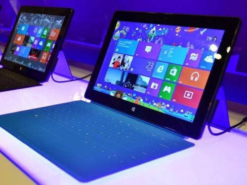 微软财务官:近期不发Windows RT新品