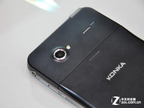 康佳官方宣称它是世界上投影亮度最高的   智能手机   它...