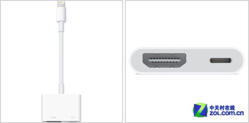 内置CPU和内存 苹果HDMI转接头遭拆解