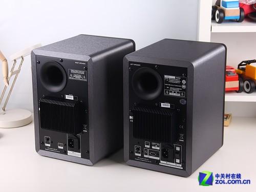 6480元顶级桌面音箱 KEF有源X300A评测