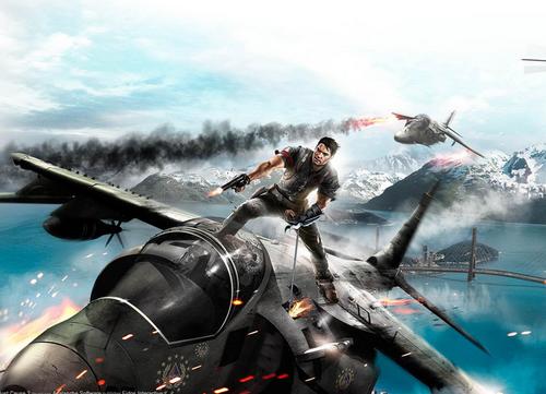 《正当防卫》开发者大赞PS4 未来几年内领先PC