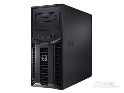 戴尔 PowerEdge T110 塔式服务器(Xeon E3-1220/8GB/1TB)