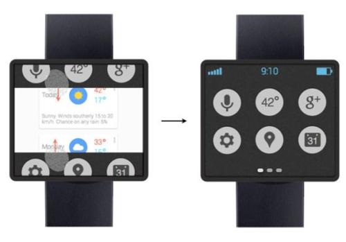 苹果压力山大 传谷歌秘密研发智能手表 高清图片