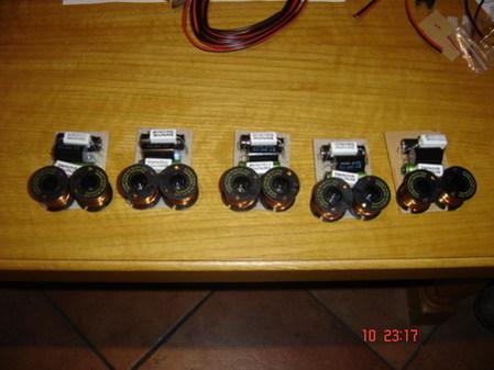 音箱分频器接线图_如何制作音箱分频器