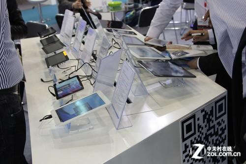 2013香港电子展:普耐尔多款新品亮相