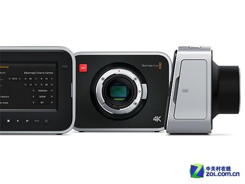Blackmagic发布Super-35画幅4K摄像机