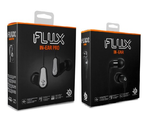 全新体验赛睿Fluxinear系列耳机到货