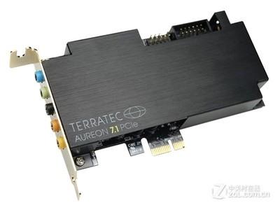 德国坦克 Aureon 7.1 PCIE 半高 光纤/同轴输入输出