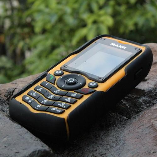 第一夫人支持国产品牌MANNZUG1引领三防手机热潮