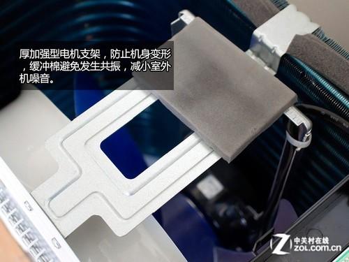 科龙 kfr-35gw/efvls3空调空调外机内部