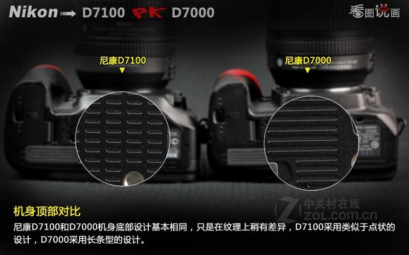 尼康d7100 对比图解(19/51)