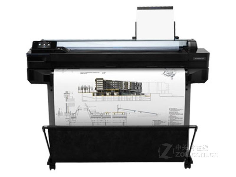 惠普 T520大幅面打印机 热销仅21000元