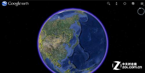 谷歌地球新版发布 加入对街景模式支持
