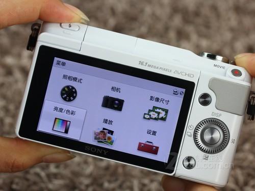 送女神就买它!京东低价单电相机推荐_索尼 NE