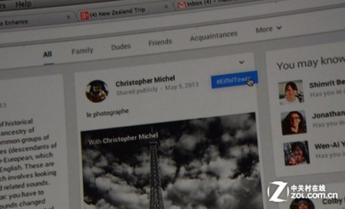 Google+将更加智能:自动分析照片内容