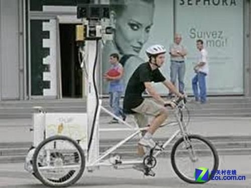 谷歌地图添加自行车导航 德法等5国受益