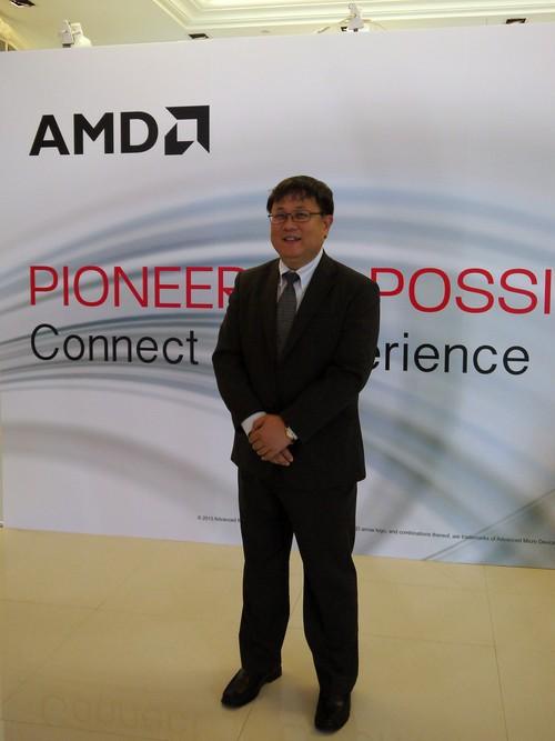 潘晓明:AMD又一春 称霸游戏主机是序幕