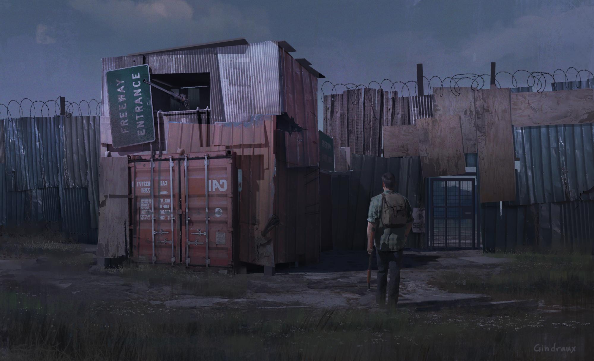 余生浮影《美国末日》游戏原画赏-第2页-游戏频道