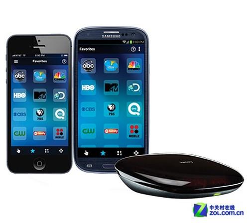 可遥控8设备 罗技iOS遥控器即将上市