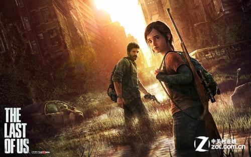 PS3独占作《美国末日》登顶英国周销量排行榜