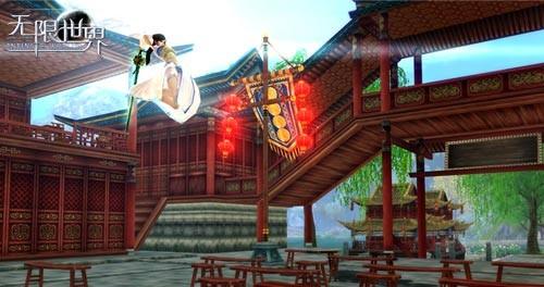 穿越千年归故里 《无限世界》女武侠仗剑杭州城