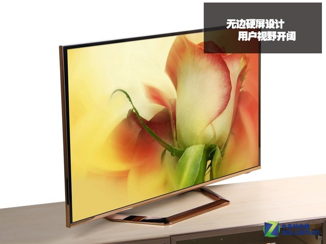 玫瑰金时尚造型  康佳33年纪念版TV谍照