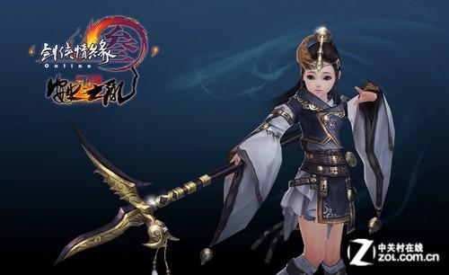 《剑网3》安史之乱PVP系统详解 7.1跨服开启